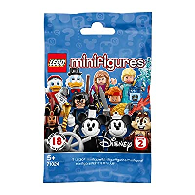 LEGO Disney Series 2 Collectible Minifigure - Hercules (Sealed Pack) 71024: Toys & Games