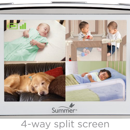 012914289808 - Summer Infant Dual View Digital Color Video Baby Monitor carousel main 1