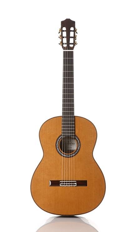 9311fe245 Amazon.com  Cordoba C9 CD MH Acoustic Nylon String Classical Guitar   Musical Instruments
