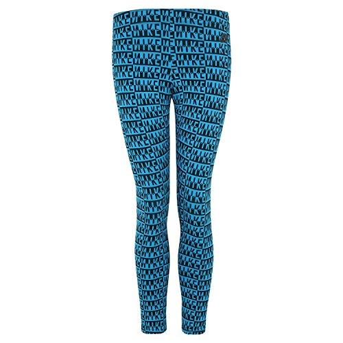 Nike Durable Leg-A-See Allover Print Cropped Leggings Women's Style: 643057-413 (XL)