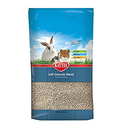 Kaytee Soft Granule Blend Bedding for Pet Cages from Central Pet Manufacturing
