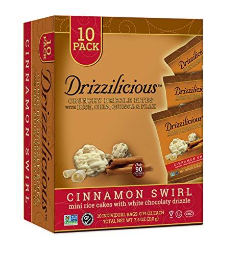 Large Swirl - Drizzilicious 10 Pack (Cinnamon Swirl)
