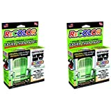 Wipe New Rust-oleum R6PCRTLKIT Recolor Paint Restorer with Wipe-On Applicator Set of 2 by Wipe New
