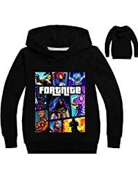 olivadreamhouse Fortnite Heroes Fortnite Gamers Youth Sweatshirt Hoodie for Kids