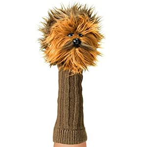 Licensed Chewbacca Star Wars Golf Club Driver Head Cover