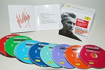 Herbert von karajan, berliner philharmoniker symphony edition.