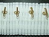 50 m Of 3' Pencil Pleat Curtain Heading Tape