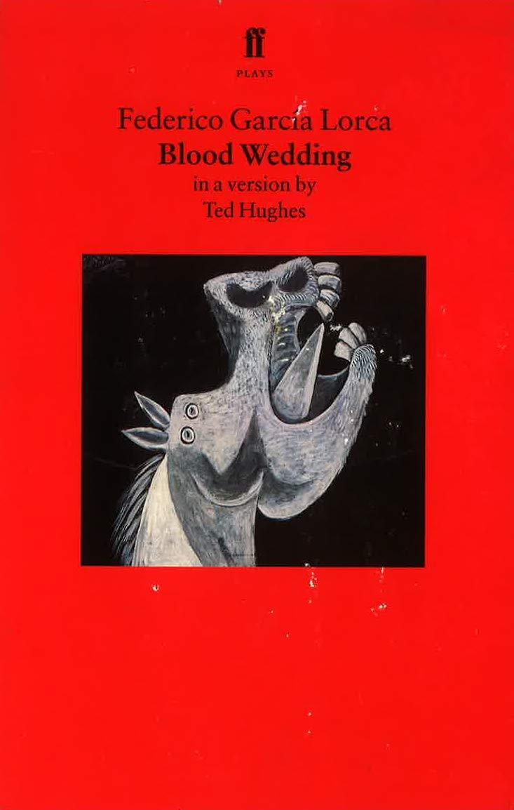 Amazon.com: Blood Wedding: A Play (Faber Drama) (10