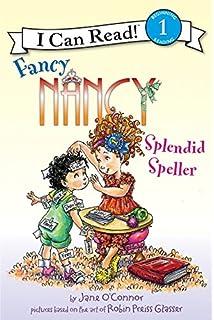 fancy nancy splendid speller i can read level 1 - Fancy Nancy Halloween