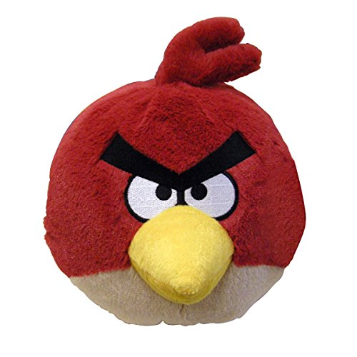 SwaddleDesigns inch Angry Birds Plush