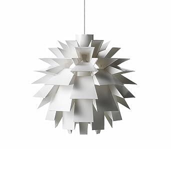 Lampe 42cmSd 42cmE27 Norm 69PlastiqueWeißmattgröße 1ø Suspension QBCroEeWdx