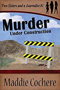 Murder Under Construction by Maddie Cochere ebook deal