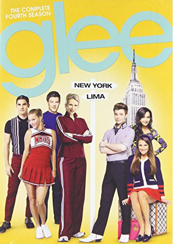 DVD : Glee: The Complete Fourth Season (Boxed Set, Dolby, AC-3, , Widescreen)