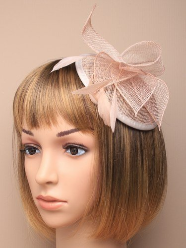 on a comb Ladies Day Fascinator  for Ascot Races Weddings