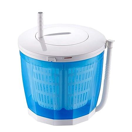 ZY Washing Machine Mini Lavadora/Secadora Manual, Lavadora de Mano ...