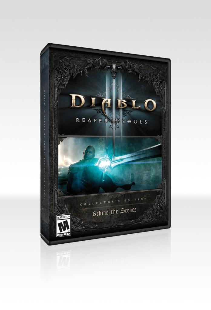 Amazon.com: Diablo III: Reaper of Souls Collector's Edition: PC: Video Games