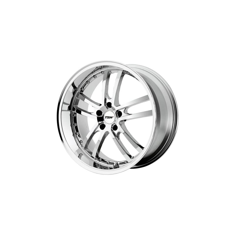 TSW Alloy Wheels Cadwell Chrome Wheel (20x10/5x114.3mm)