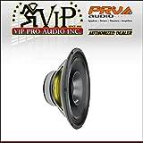 PRV Audio 10FR300PR 10'' Mid Range / Mid Bass 300W 8-Ohm Woofer Speaker