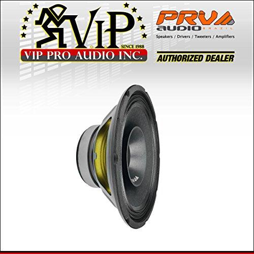 PRV Audio 10FR300PR 10'' Mid Range / Mid Bass 300W 8-Ohm Woofer Speaker by PRV Audio