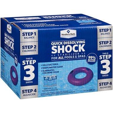 Mark Shocks - 5