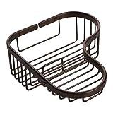 Ginger Splashables Combination Corner Basket - 504L/ORB - Oil Rubbed Bronze
