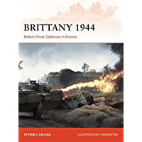 Brittany 1944: Hitler's Final Defenses in France (Campaign)