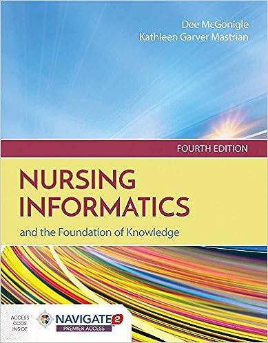 nursing informatics topics