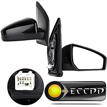 Amazon. Com: eccpp towing mirror replacement fit for 2007 2008 2009.