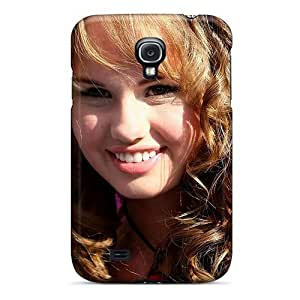 Protection Case For Galaxy S4 / Case Cover For Galaxy(cute Girl Debby Ryan)