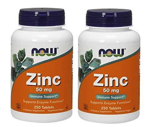 Foods Zinc Gluconate Tablets 500 Count product image