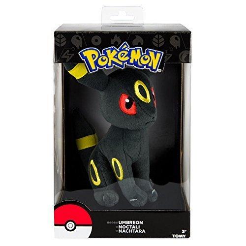 Pokemon Animal en peluche / Animaux en peluche T 19065L / Pokemonfigur Nuit ara / Umbreon / Noctali env. 20 cm