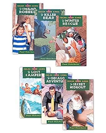 Sugar Creek Gang Set Books 1 6 Sugar Creek Gang Original Series
