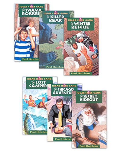 Sugar Creek Gang Set Books 1-6 (Sugar Creek Gang Original Series)