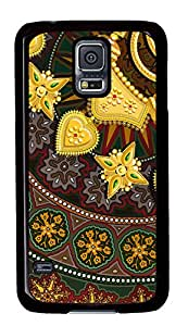 Colorful retro patterns for Samsung Galaxy S5 case cover