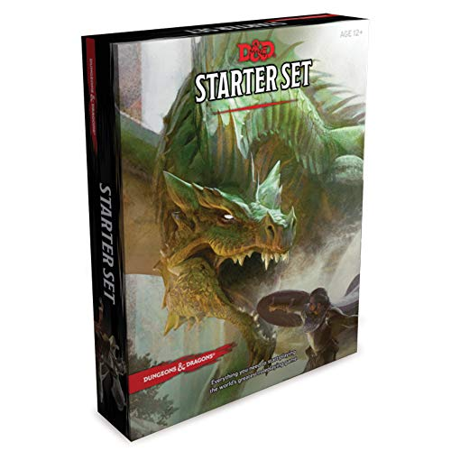 - Dungeons & Dragons Starter Set