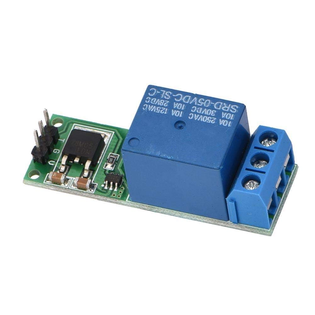 Mini 6-24V Flip-Flop Latch Relay Module Bistable Self-locking Switch Low Pulse Trigger Board Flip-Flop Latch Relay Module,Latching relay Flip-Flop Latch Relay