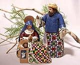 Jim Shore Nativity Holy Family Figurines - Set of Three
