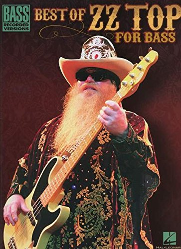 zz top songbook - 5