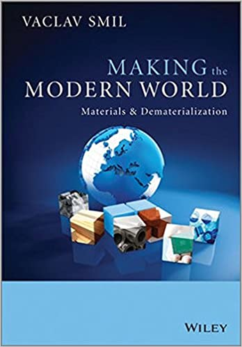 Book Making the Modern World - Materials and Dematerialization