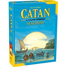 Catan Seafarers 5 and 6 Player Extension, 5th Edition