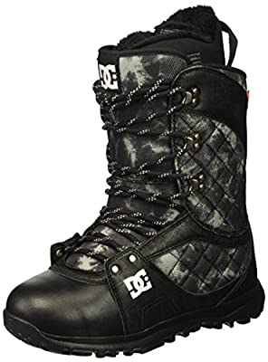 DC Women's Karma Lace Up Snowboard Boots