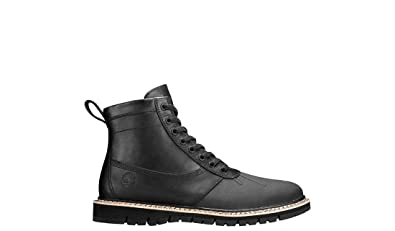 boy get cheap how to serch Timberland Mens Britton Hill Rubber Toe Boot