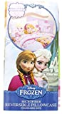 Disney Frozen Love Blooms Pillowcase (Reversible)