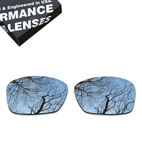 ToughAsNails Polarized Lens Replacement for Oakley Hijinx Sunglass - More - Hijinx Lens Replacement Oakley