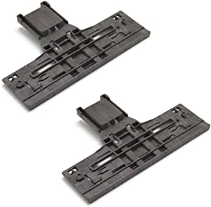 Lifetime Appliance 2 x W10546503 Upper Rack Adjuster for Whirlpool KitchenAid Dishwasher - WPW10546503