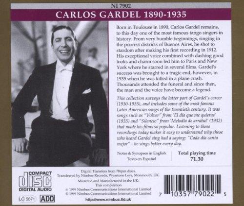 Prima Voce: Carlos Gardel, The King Of Tango, Vol. 2
