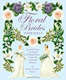 img - for Floral Brides Paper Dolls book / textbook / text book