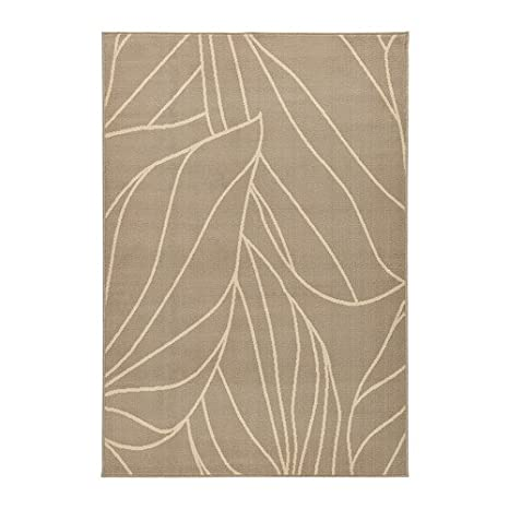 Ikea laborg - Tappeto a pelo corto Beige - 133 x 195 cm: Amazon.it ...
