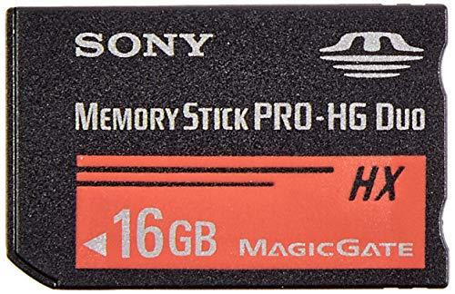 SONY Memory Stick PRO-HG Duo HX 16GB MS-HX16B (Sony Memory Stick Pro Hg Duo Hx)