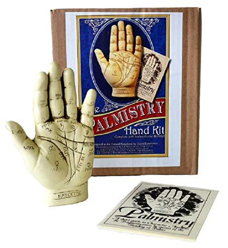 1 X Palmistry Hand by AzureGreen -